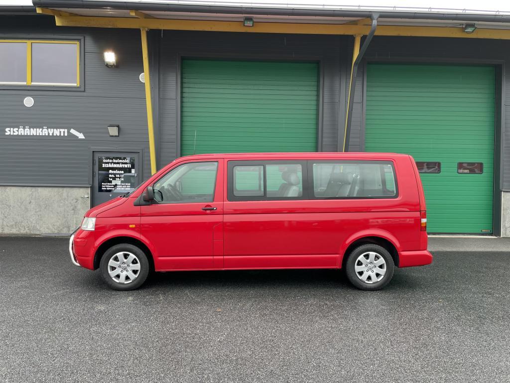Volkswagen Transporter 2.5 TDI 4MOTION9HLÖ:NTILA-AUTO