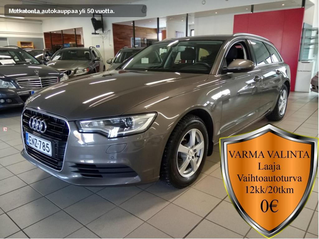 Audi A6, AVANT BUSINESS SPORT EDITION 2.0TDI 190HV ULTRASTRONG A MY15