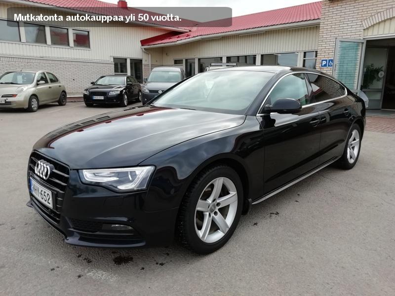 Audi A5, Sportback 1.8 TFSI 125 Multitronic