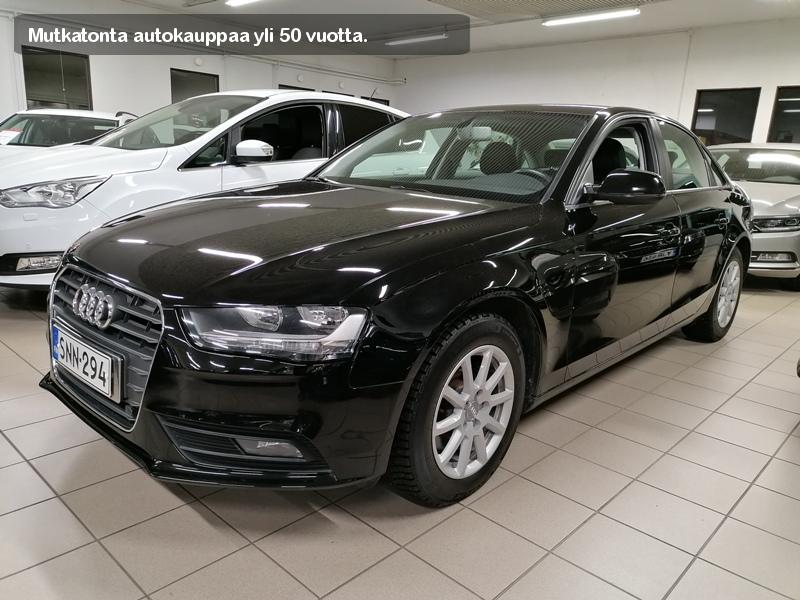 Audi A4 Limousine, 2.0 TDI 105 kW Multitronic