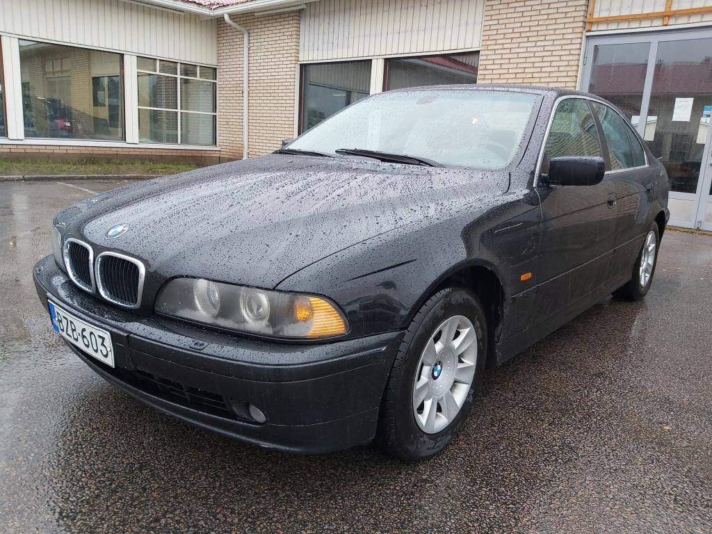 BMW 525i, 4D 525i SEDAN AUTOMATIC