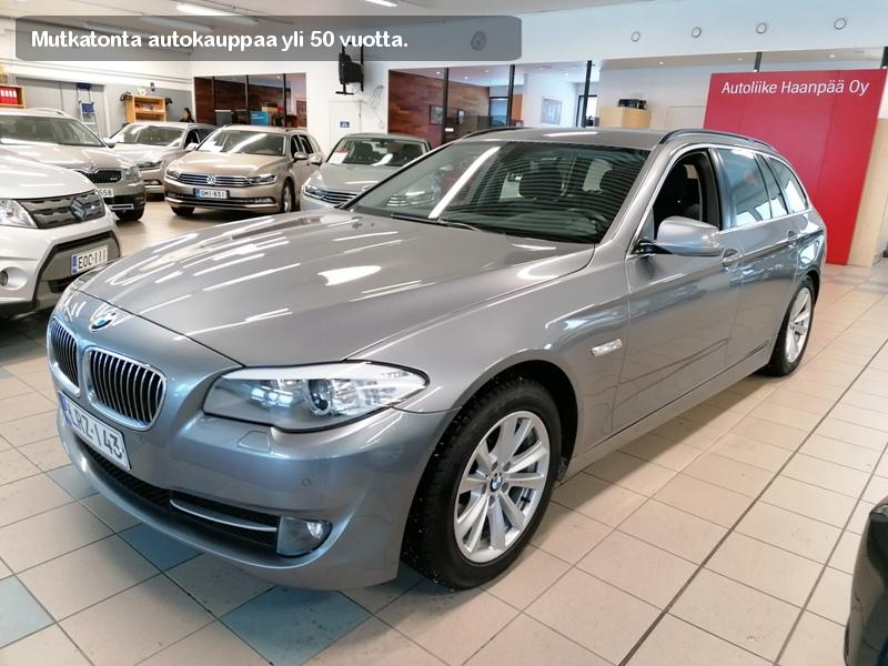 BMW 520d, TwinPower Tbo F11 Touring Bsn Edition