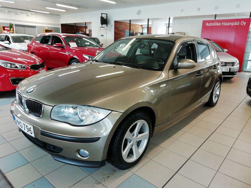 BMW 116i, HB