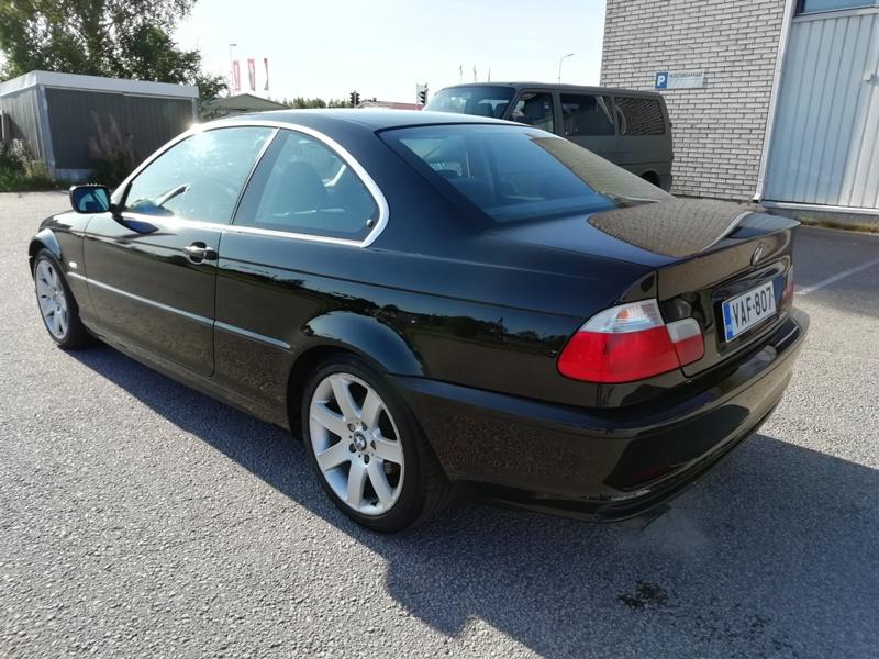 BMW 320, Ci