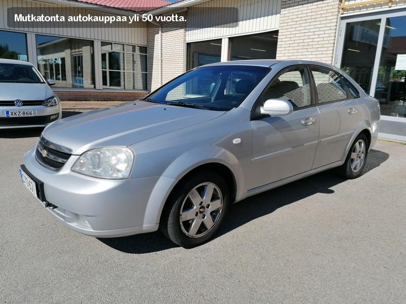 Chevrolet Nubira, 4D  SEDAN 1.8i 16V CDX