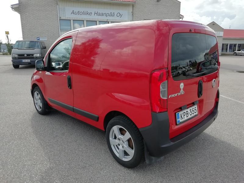 Fiat Fiorino, 1.3 Multijet SX Van