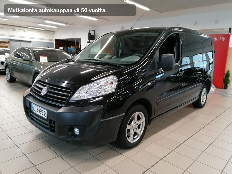 Fiat Scudo, 2.0 Multijet 120 5m3 Van