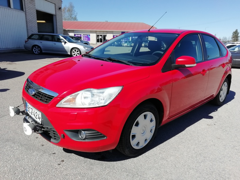 Ford Focus, 1.6 Trend 5d