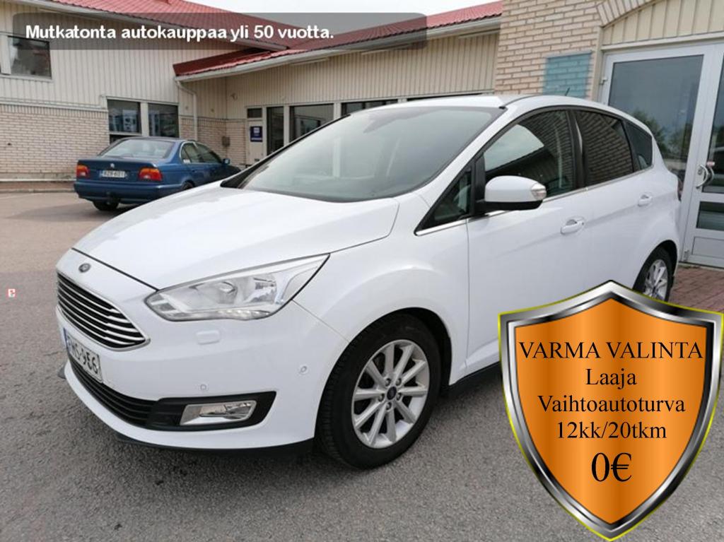 Ford C-MAX, 1.0 EcoBoost 125 S/S Titanium Compact