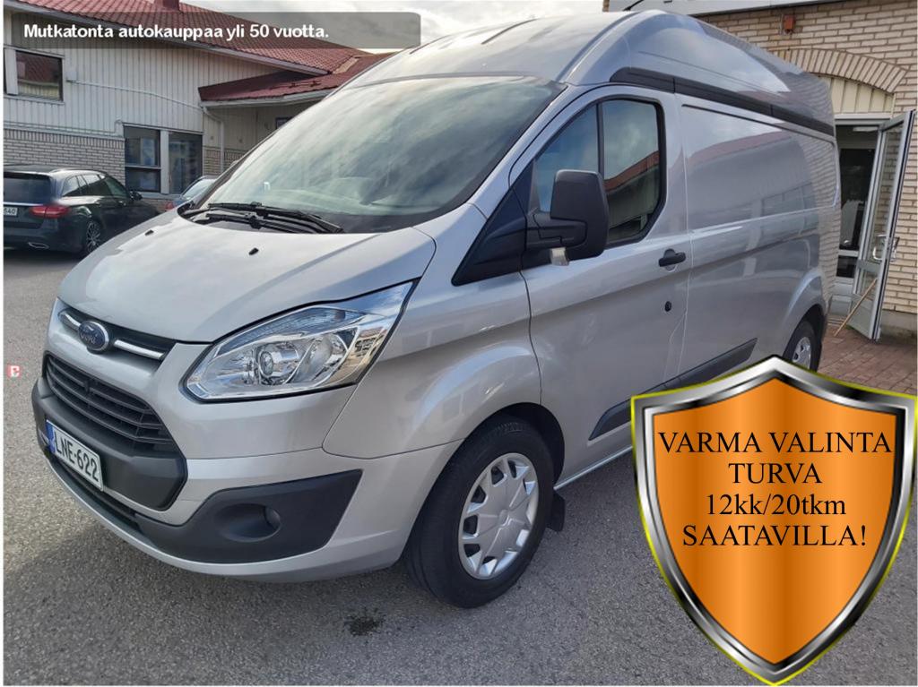 Ford Transit Custom, 330 2.2TDCi 125 hv M6 Trend Van N1 L2H2