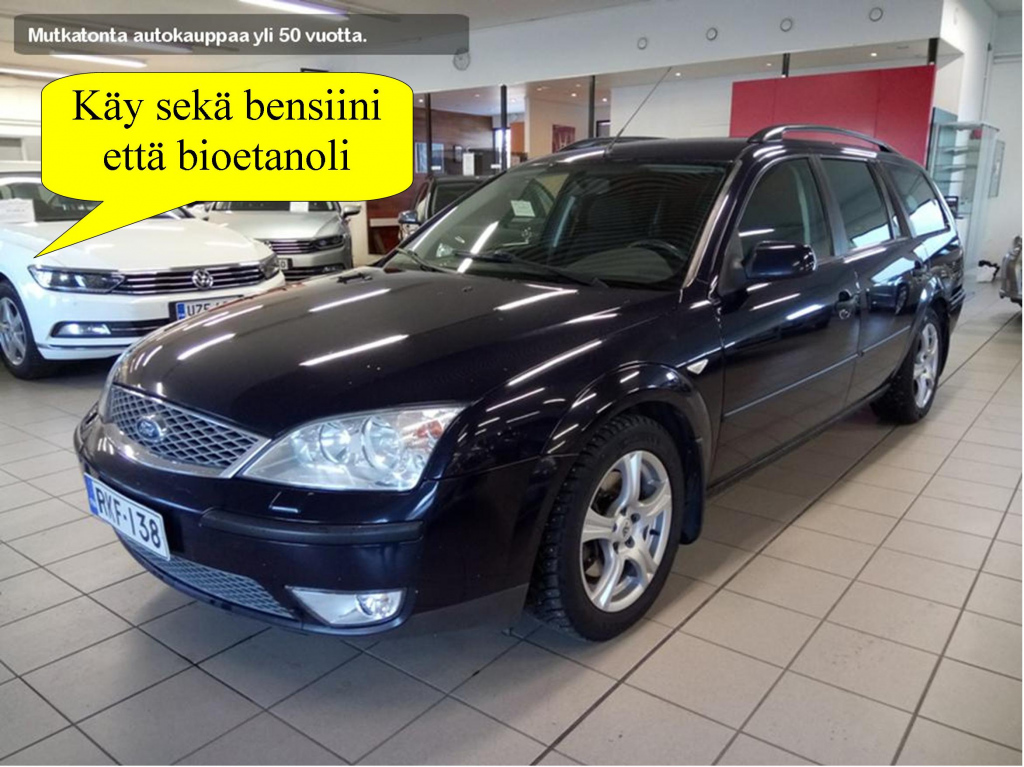 Ford Mondeo, 1.8 Ambiente STW Flexfuel