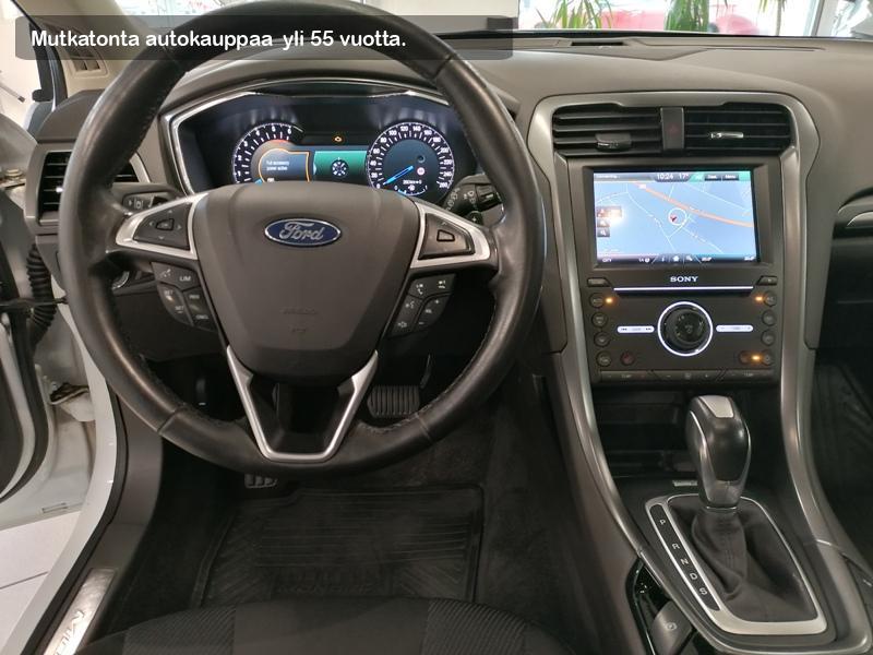 Ford Mondeo, 2, 0 TDCi 180hv PowerShift 5D Titanium Business