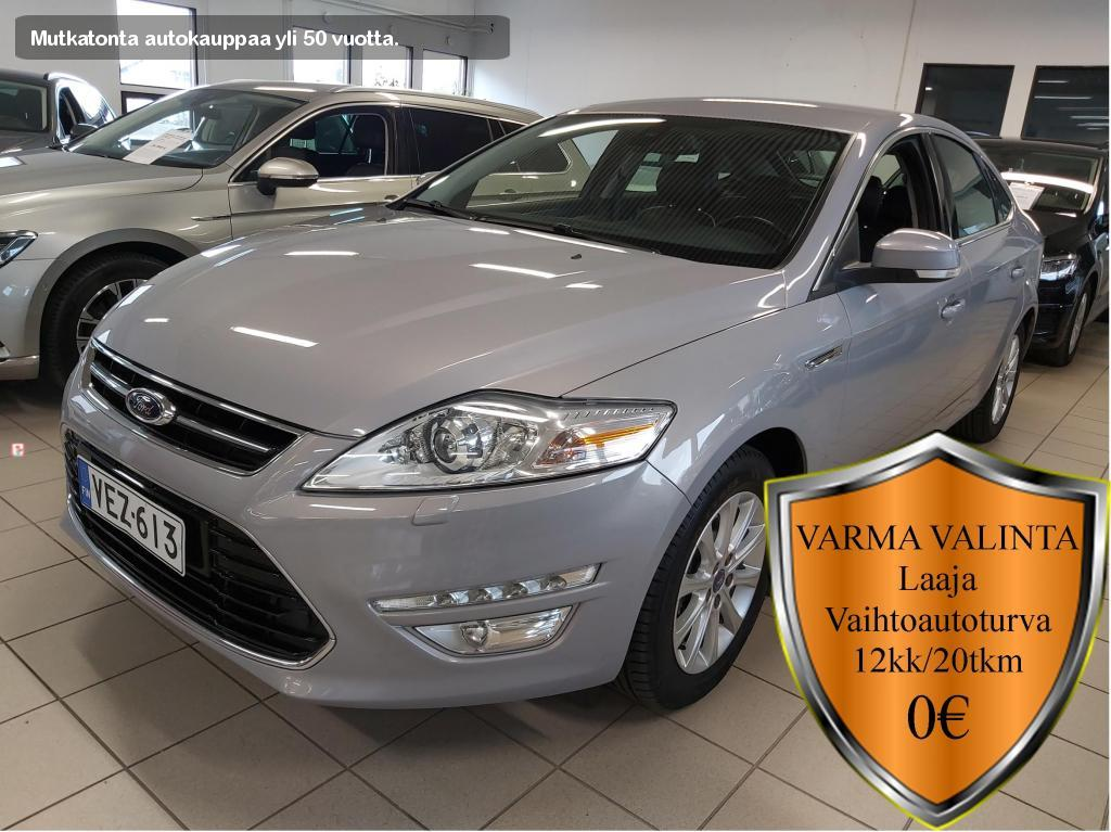 Ford Mondeo, 2, 0 EcoBoost 203 PowerShift Titanium Business A