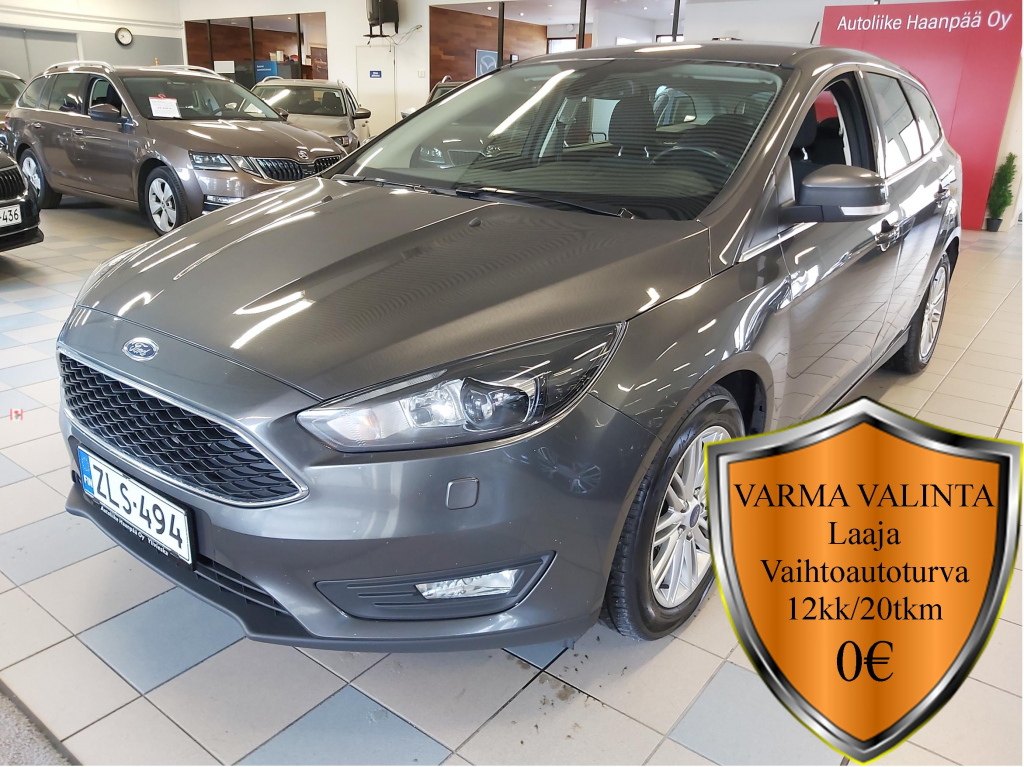 Ford Focus, 1, 0 EcoBoost 125 S/S Edition Wagon