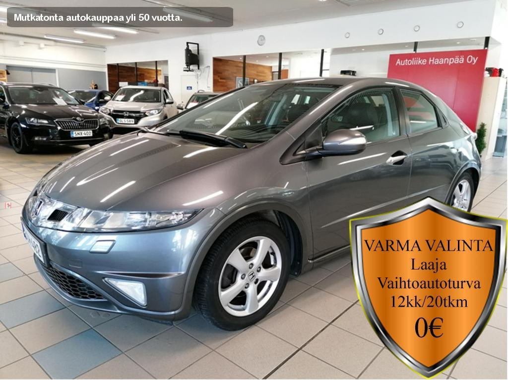 Honda Civic 5DR, 1.4 Sport i-Shift
