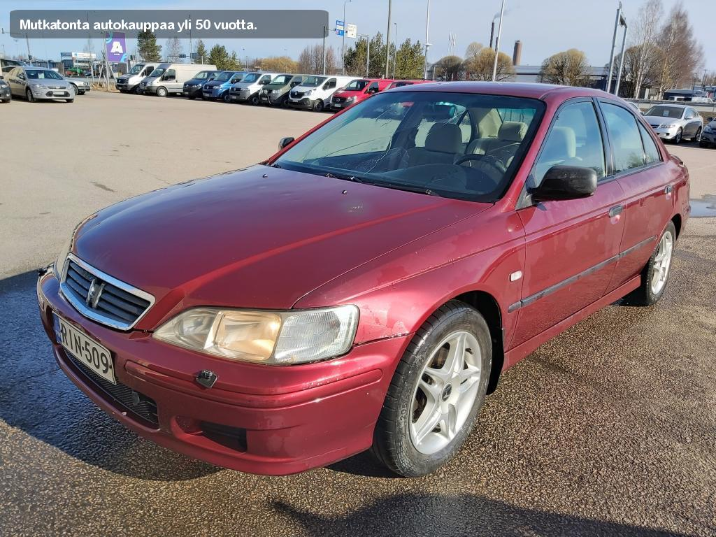 Honda Accord, 1.8 VTEC LS 4d
