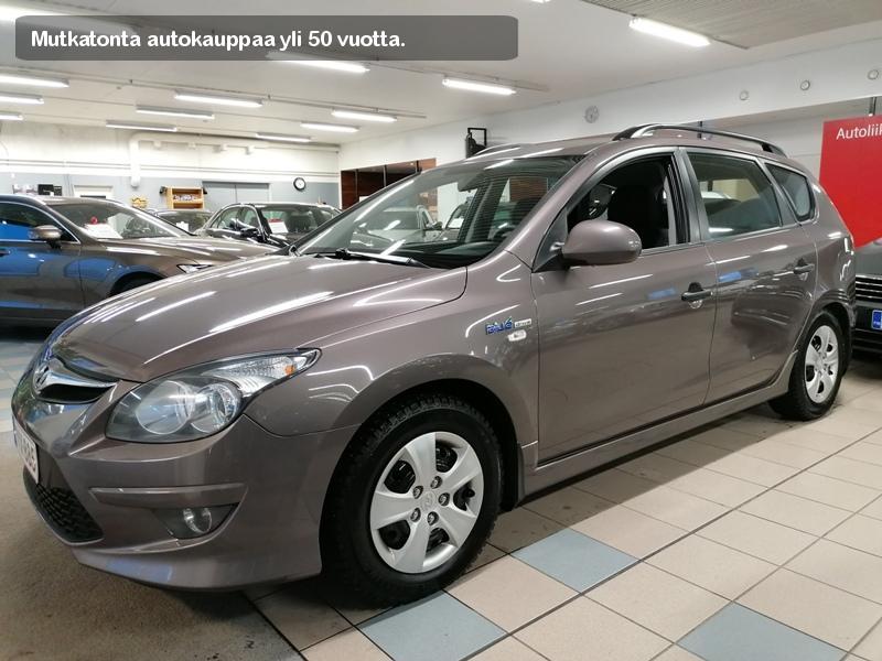Hyundai i 30, Wagon 1.6 CRDi 66kw ISG Classic