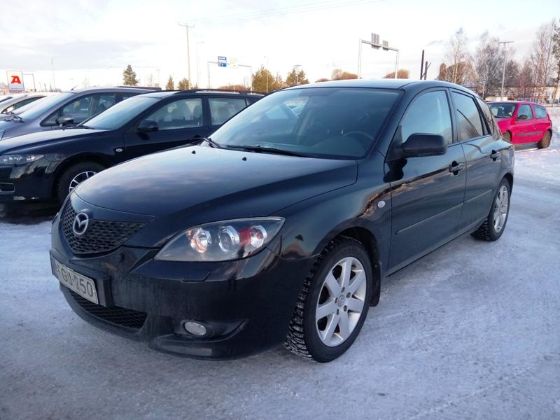 Mazda 3, 1.6 HB AT