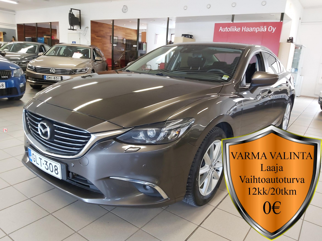Mazda 6, 2.0 Sedan 165 SKYACTIV-G Business Edition 6AT
