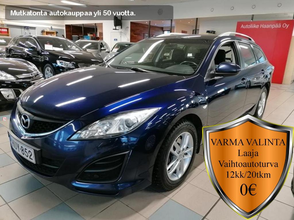 Mazda 6, SPORT WAGON 2.0i DYNAMIC BUSINESS