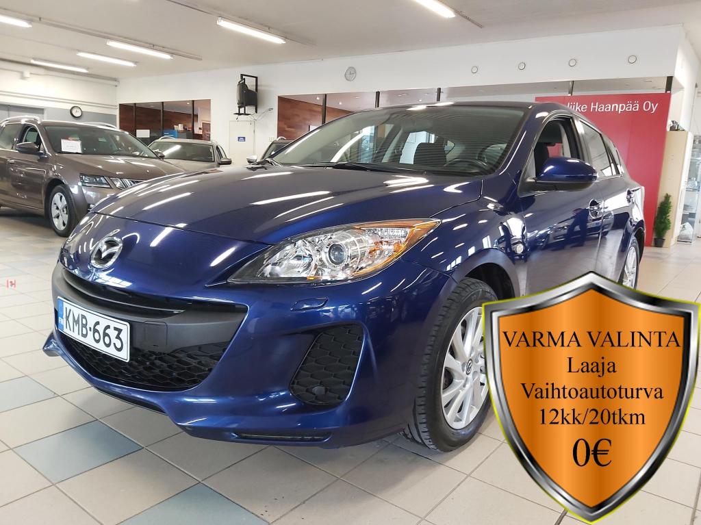 Mazda 3, 1, 6 Dynamic 5ov