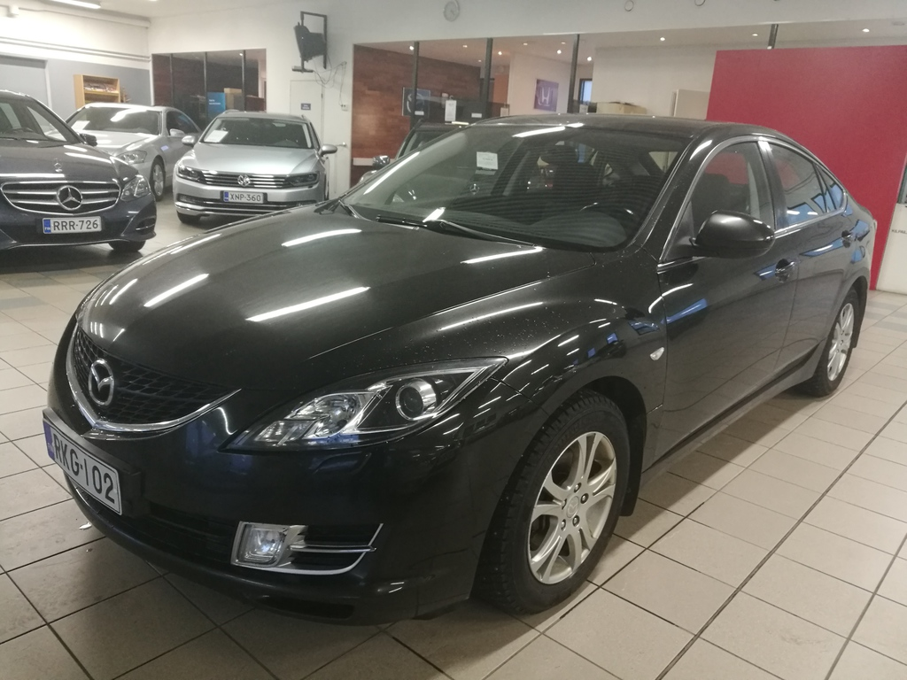 Mazda 6, Elegance 2.0