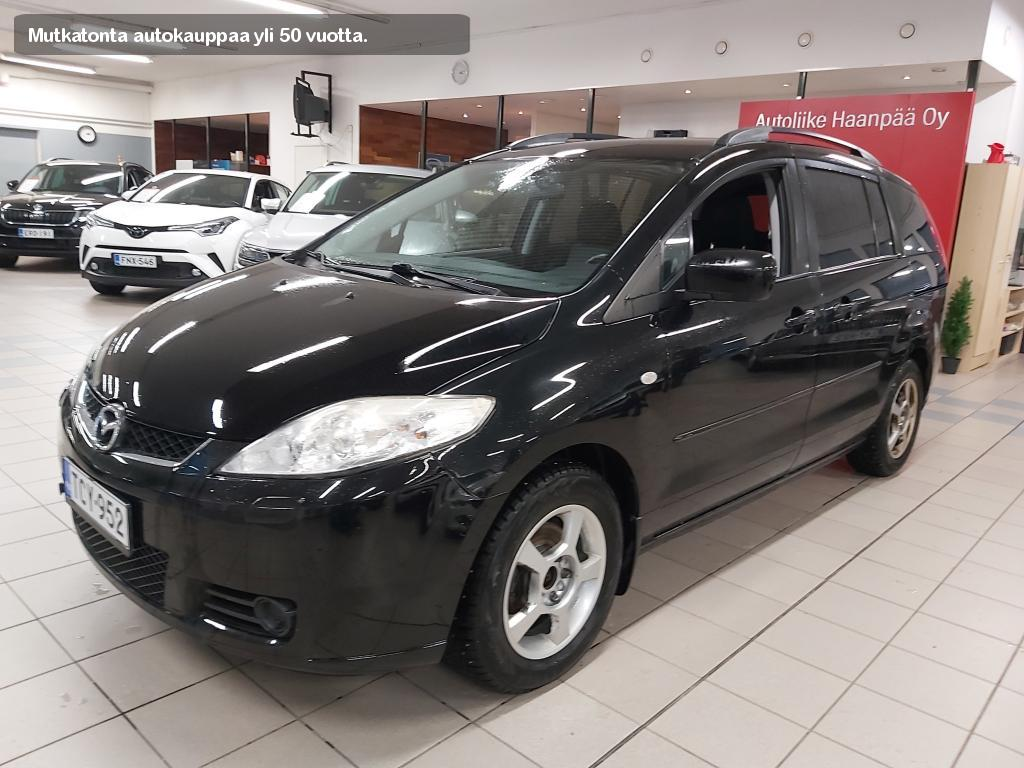 Mazda 5, 2.0 Elegance 5-ov 7p (HB1)