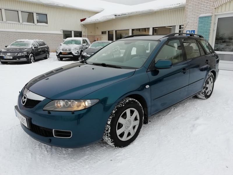 Mazda 6, 5D MAZDA STW 1.8