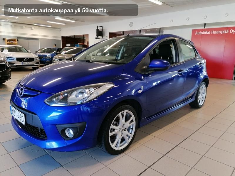 Mazda 2, 1.5 Sport 5MT 5ov. Z05