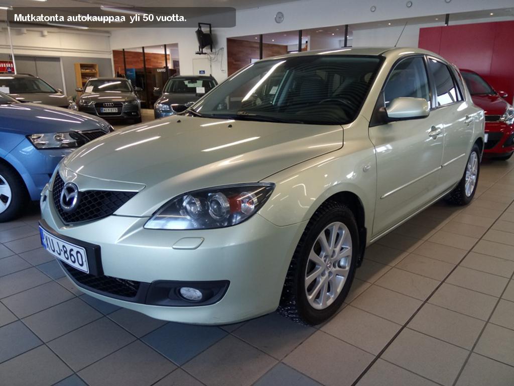 Mazda 3, 1.6 TD Elegance