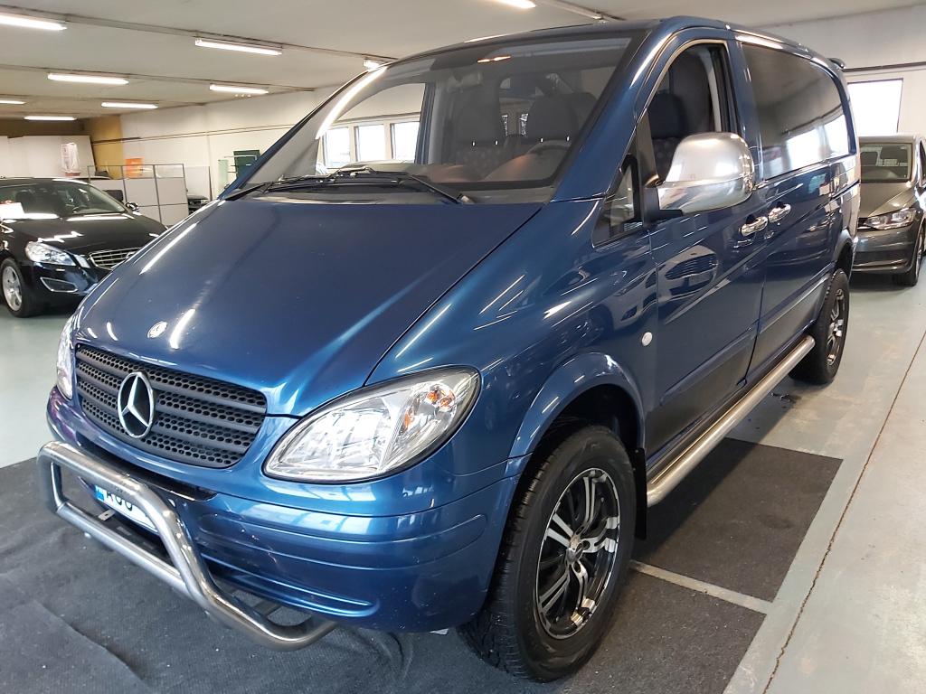 Mercedes-Benz Vito, KASTEN 115 CDI 4X4