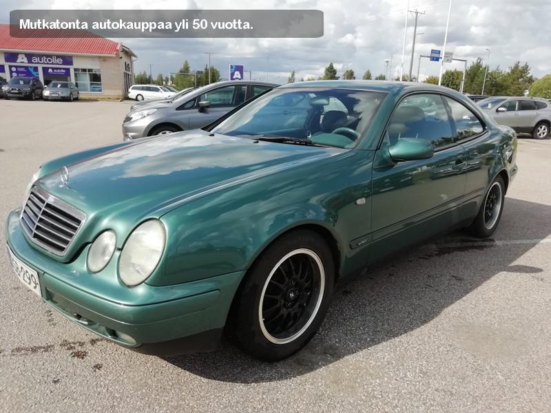 Mercedes-Benz CLK, 200 Coupe