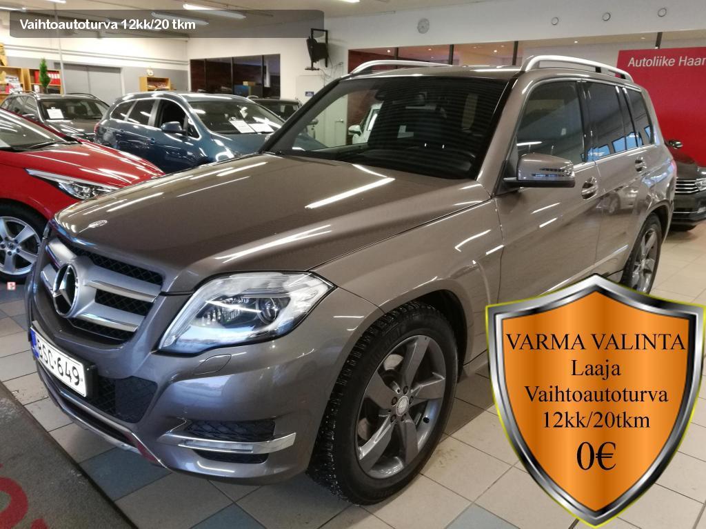 Mercedes-Benz GLK, 220 CDI 4MATIC A PREMIUM