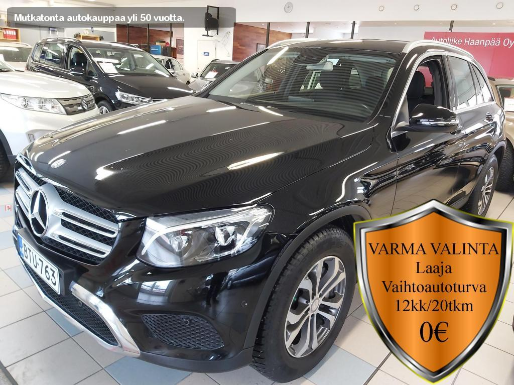 Mercedes-Benz GLC, 220 D 4MATIC A