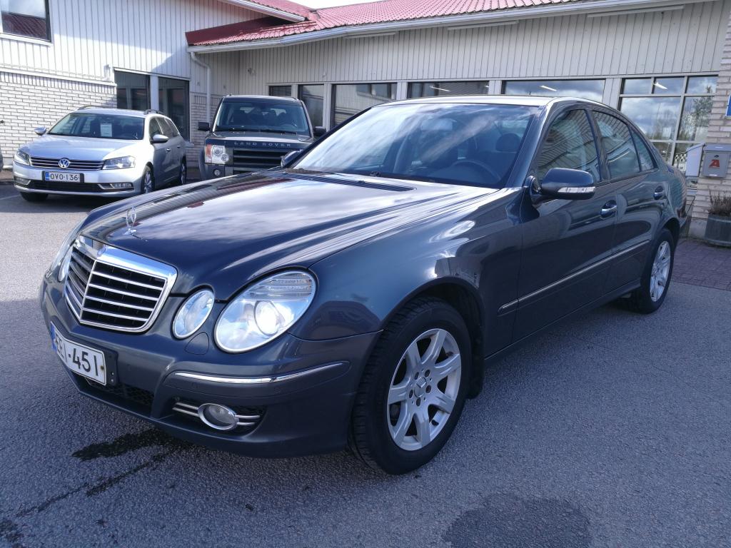 Mercedes-Benz E 220 CDI, Avantgarde AT