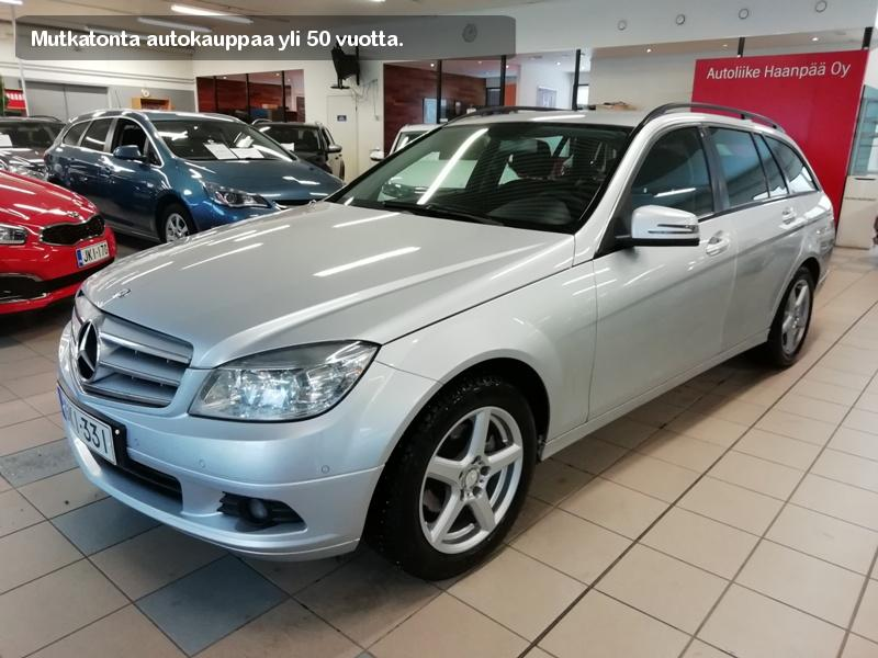 Mercedes-Benz C, 200CDI Business STW