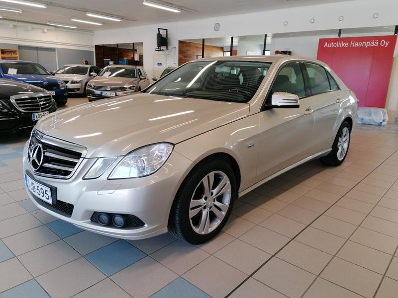 Mercedes-Benz E, 220 CDI Sedan A