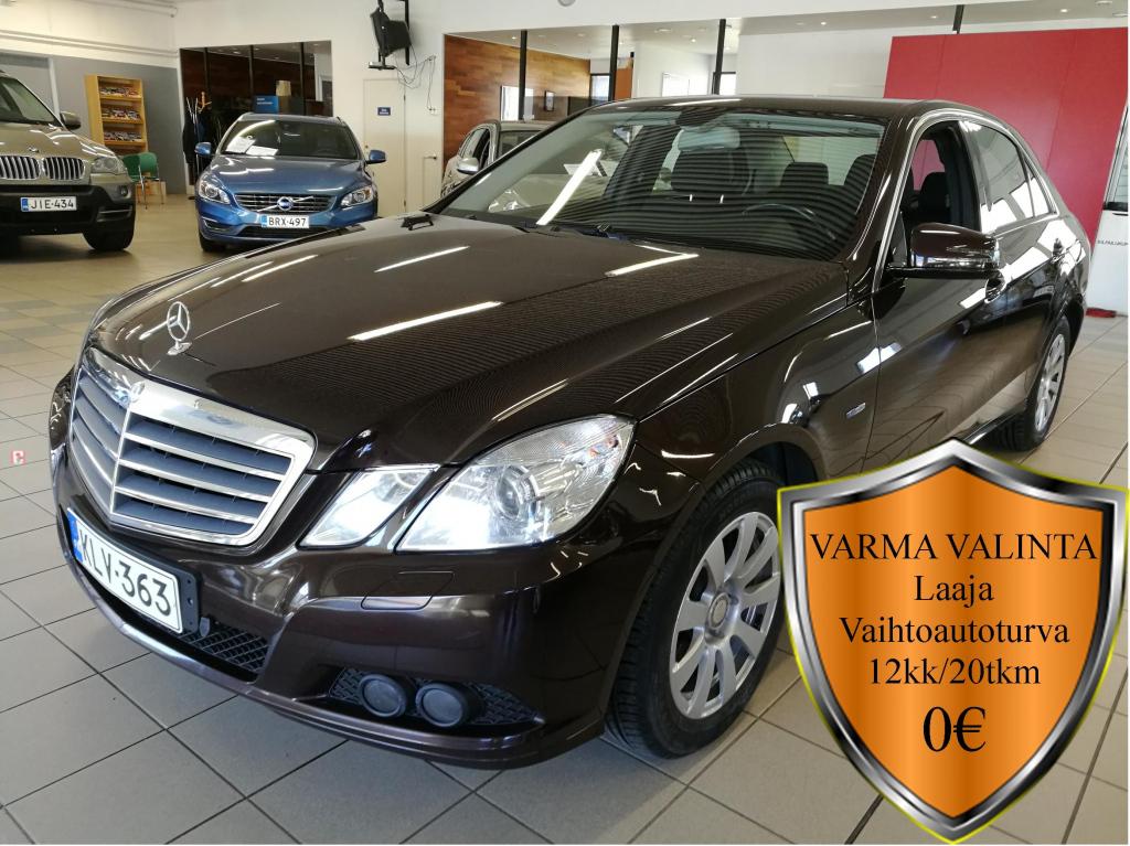 Mercedes-Benz E, 200 CDI BE Business