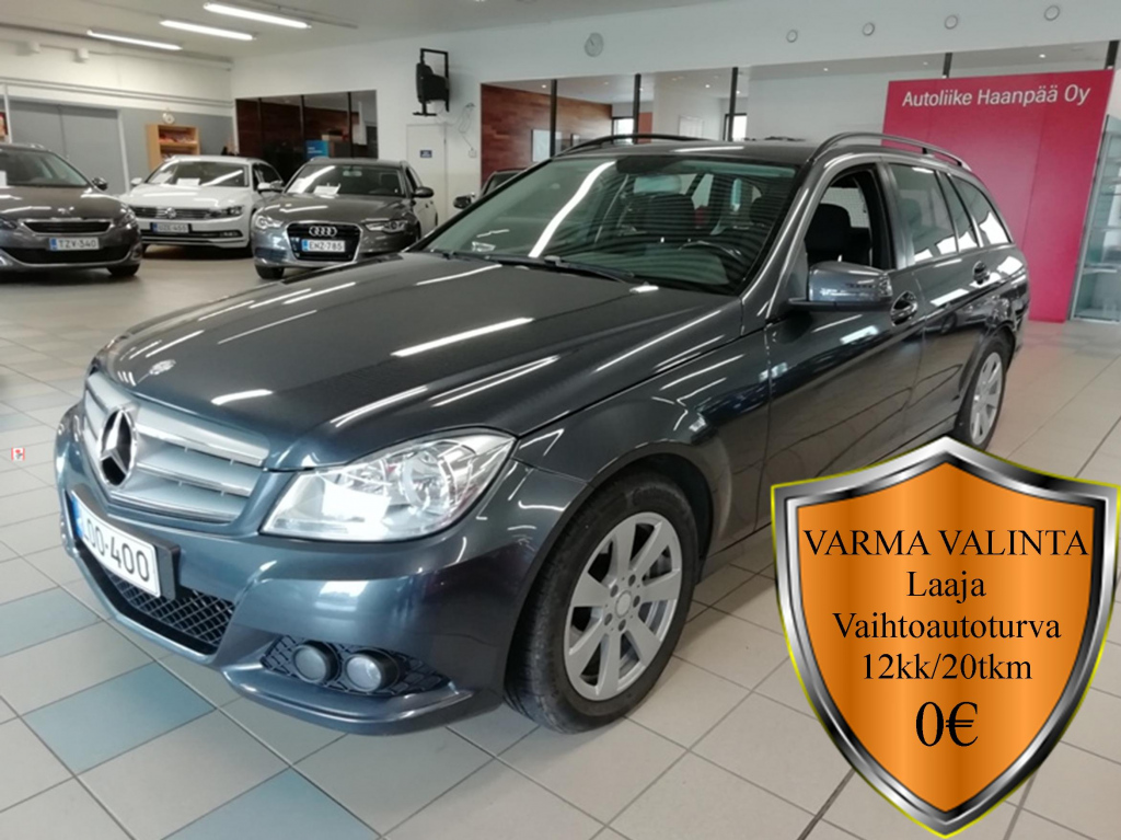 Mercedes-Benz C, 220 CDI BE T A Elegance