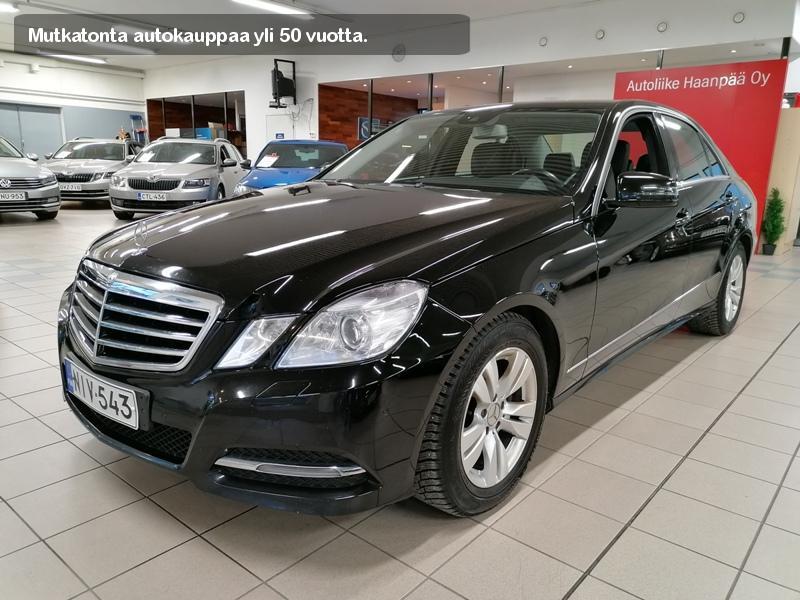 Mercedes-Benz E, E 220 CDI Avantgarde Sedan A