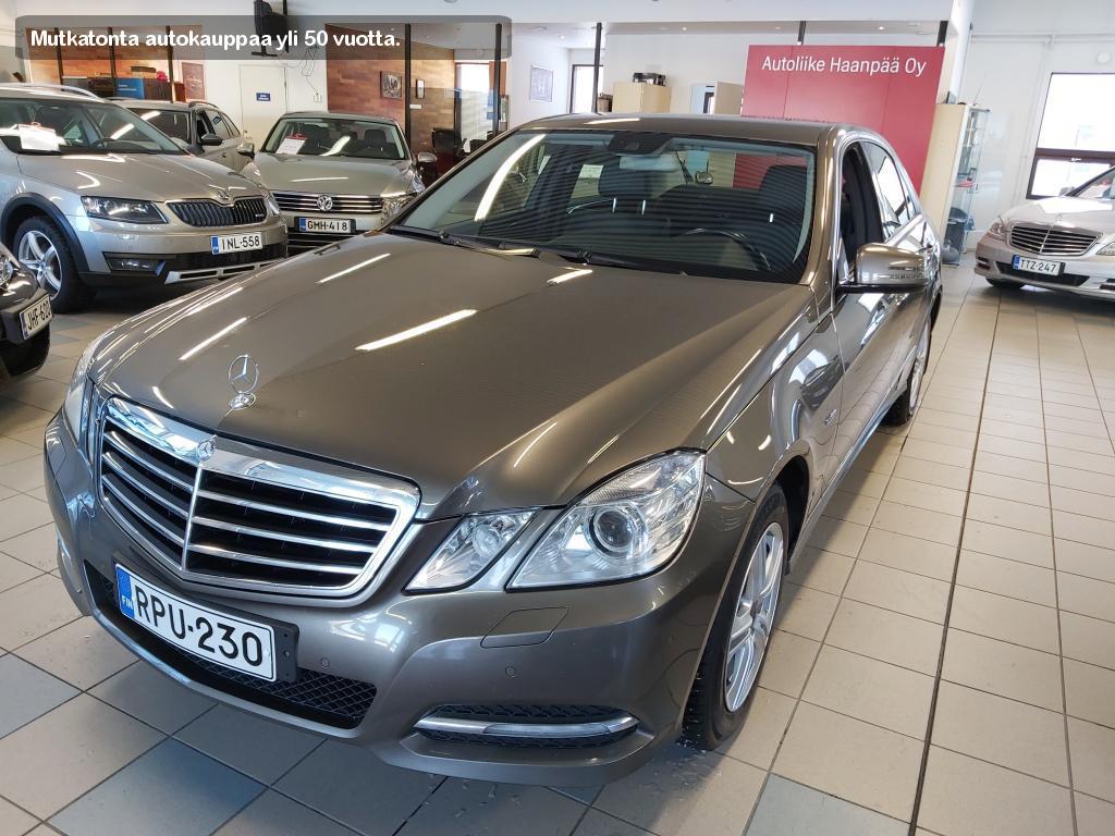 Mercedes-Benz E, 220 CDI Avantgarde Sedan A