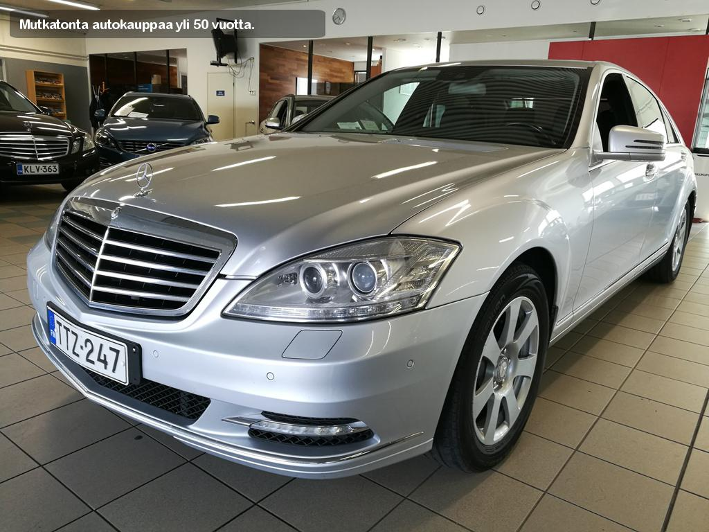 Mercedes-Benz S, 350 4MATIC L A