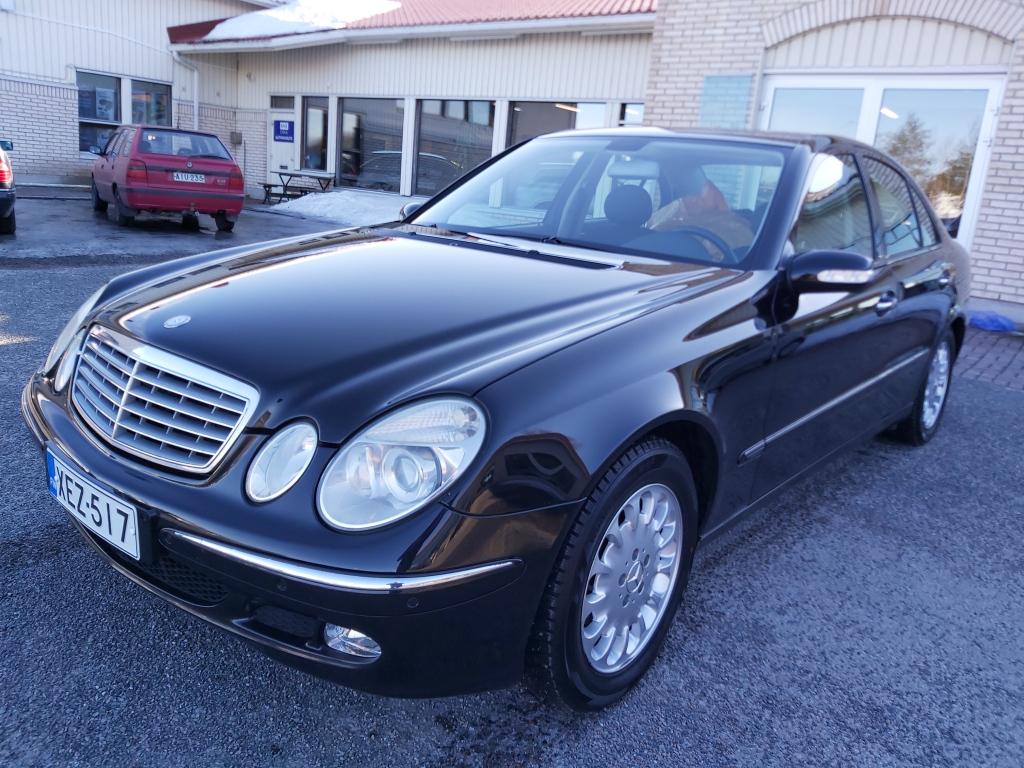 Mercedes-Benz E, 270 CDI Elegance 4d A