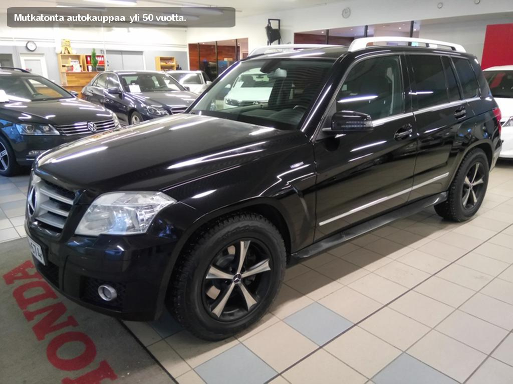 Mercedes-Benz GLK, 220 CDI 4MATIC BE A
