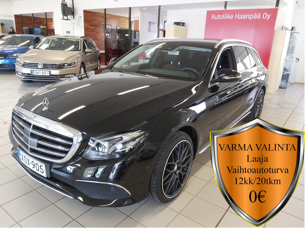 Mercedes-Benz E, 220 d 4MATIC T A Premium Business