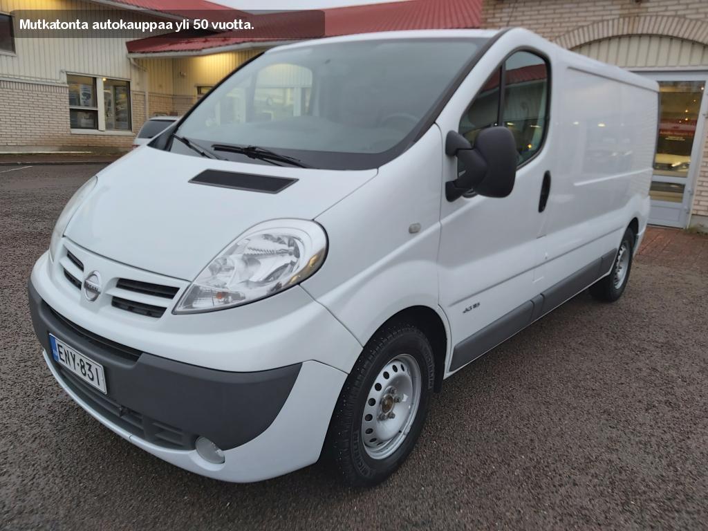 Nissan Primastar, Van L2H1 2.0dCi Comfort