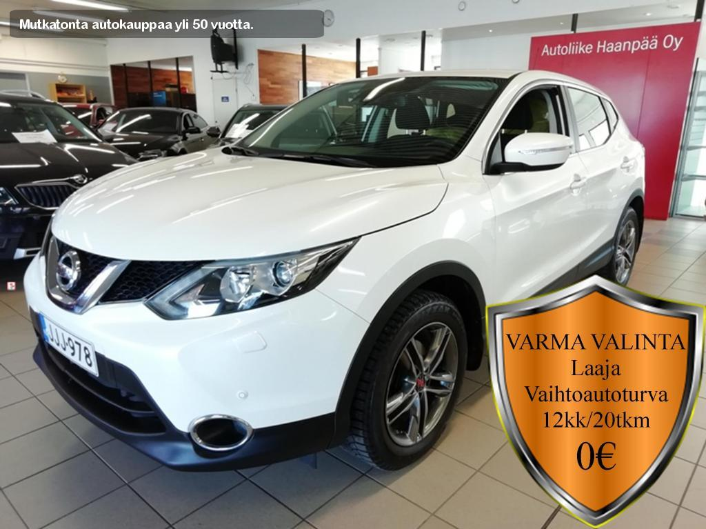 Nissan Qashqai, DIG-T 115 Acenta Safety & Connect Pack (14.3)