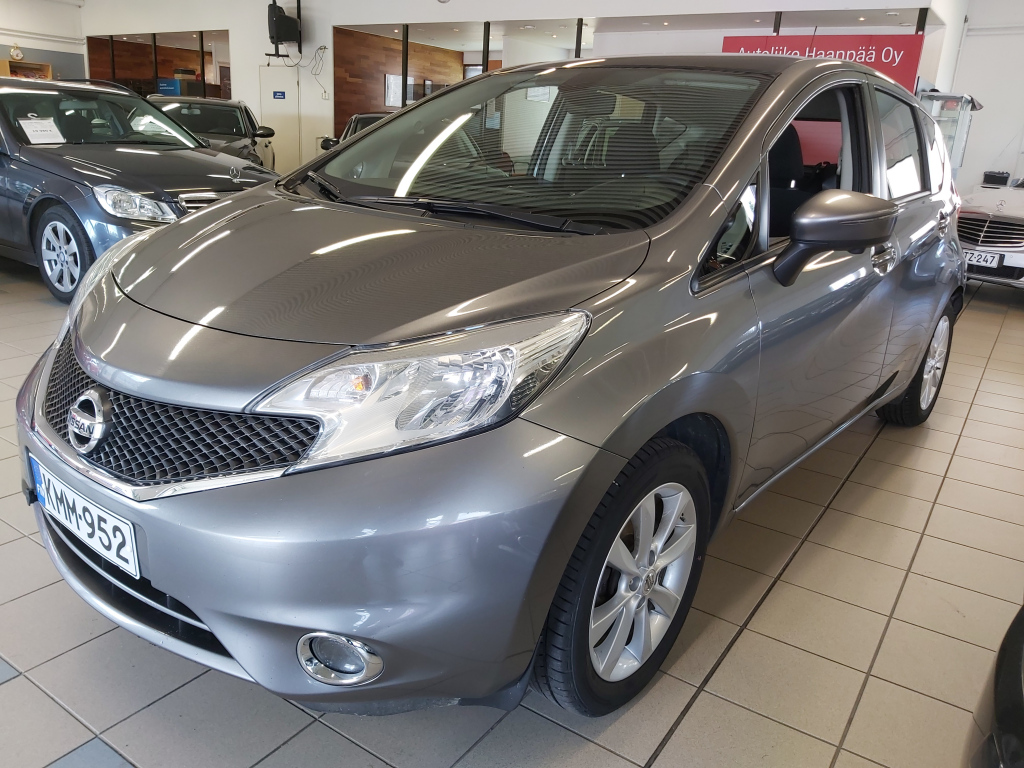 Nissan Nissan Note, 1, 2 Acenta Tech Pack 16'' Glassroof