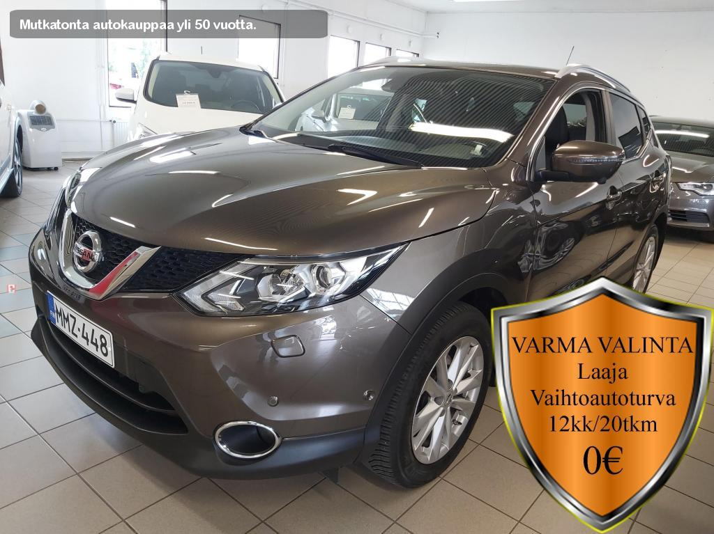 Nissan Qashqai, dCi 110 Business 360 2WD E6 Leather