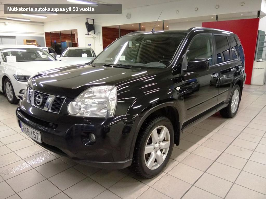 Nissan X-TRAIL, 2.0dCi SE 4x4 Navi Business